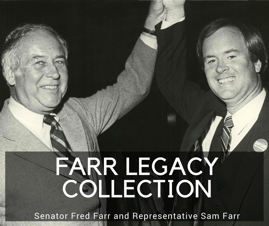 Fred Farr and Sam Farr