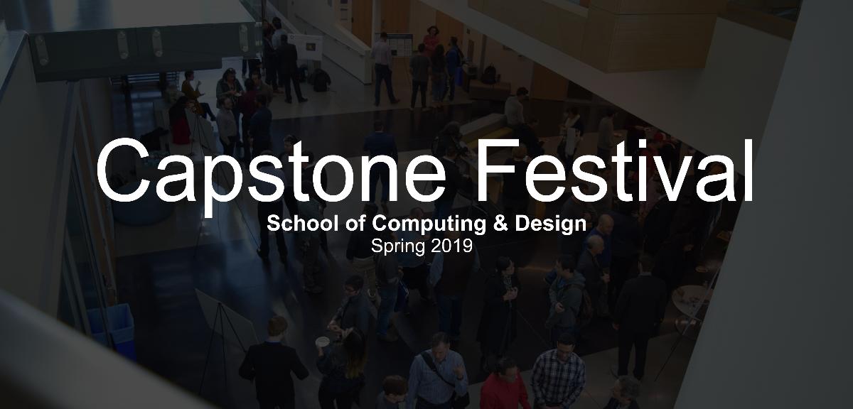2019 SCD Capstone Festival