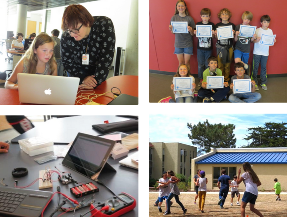 CSUMB Offers Summer Technology Camps for Middle and High School Youth