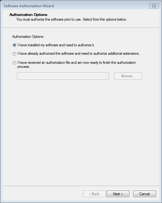 Authorizing ArcGIS Desktop Student Edition | Cal State