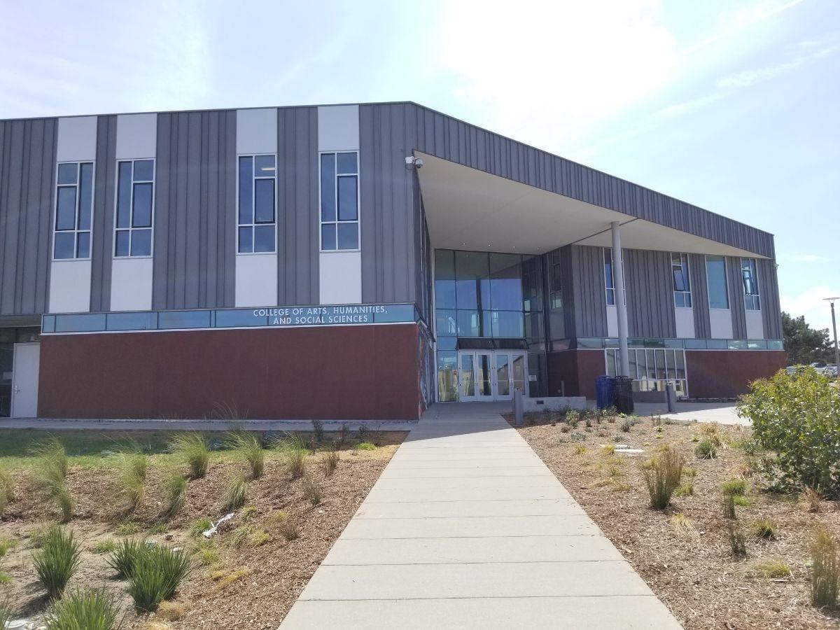 CAHSS 504 Building photo