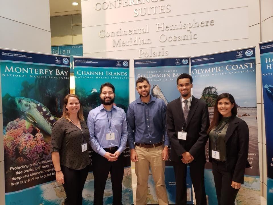 NOAA Center Students