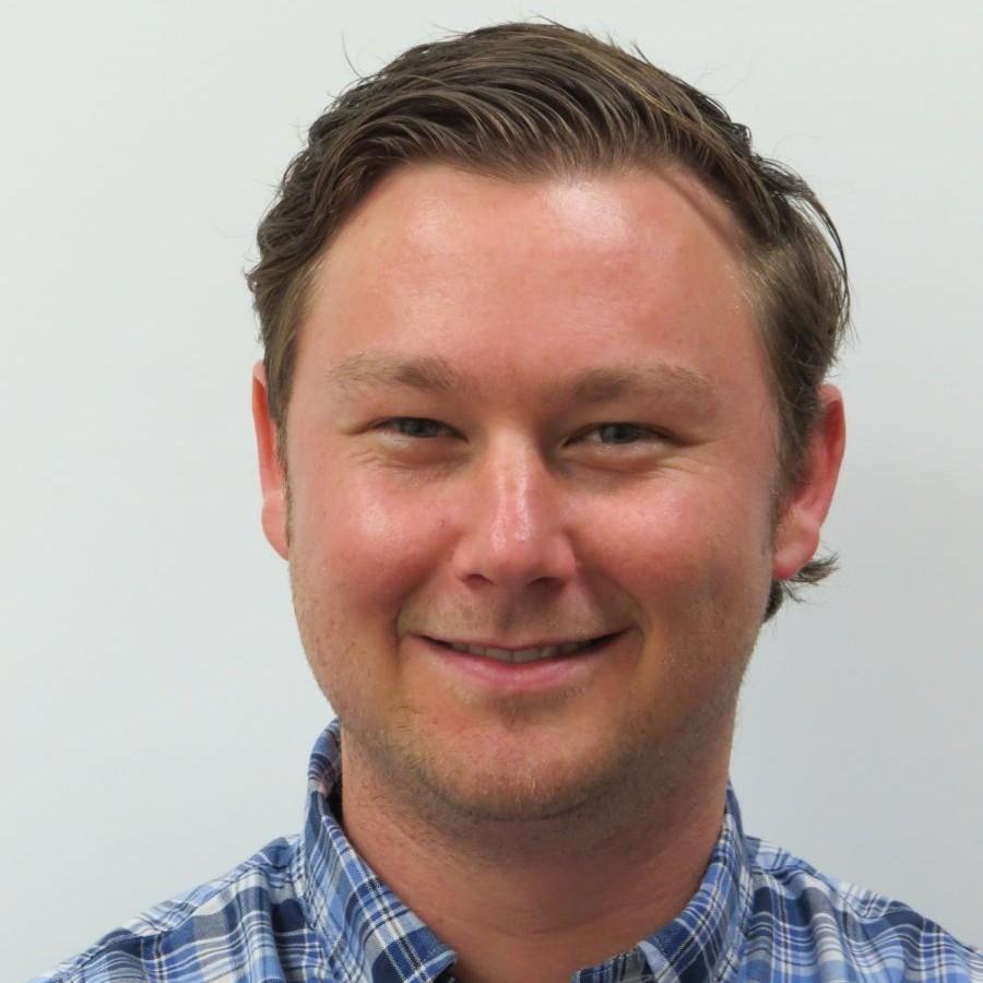 Brian Ramler (BSBA '12) Treasurer