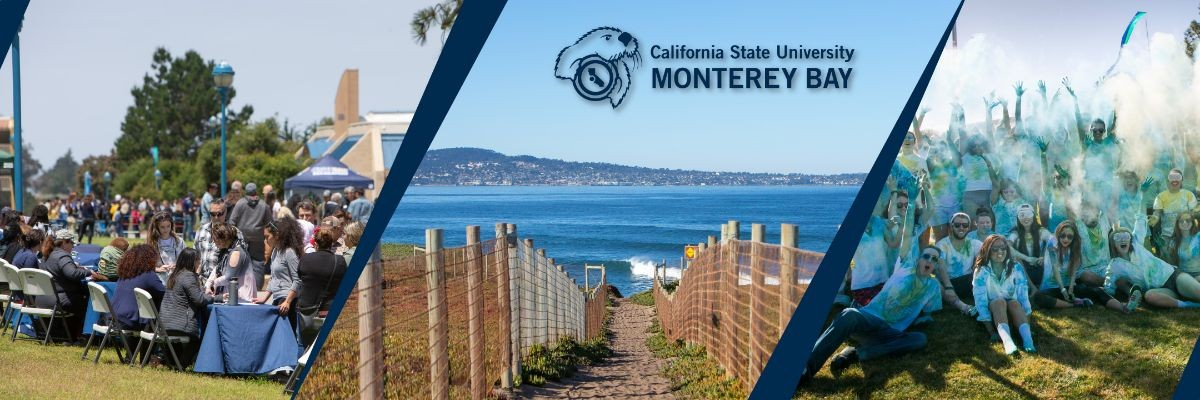 Monterey Bay University >> Admitted Otter Days Cal State Monterey Bay