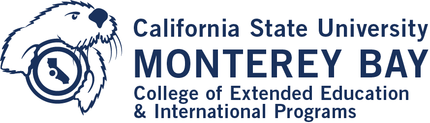 Logo for California State University Monterey Bay College of EEIP