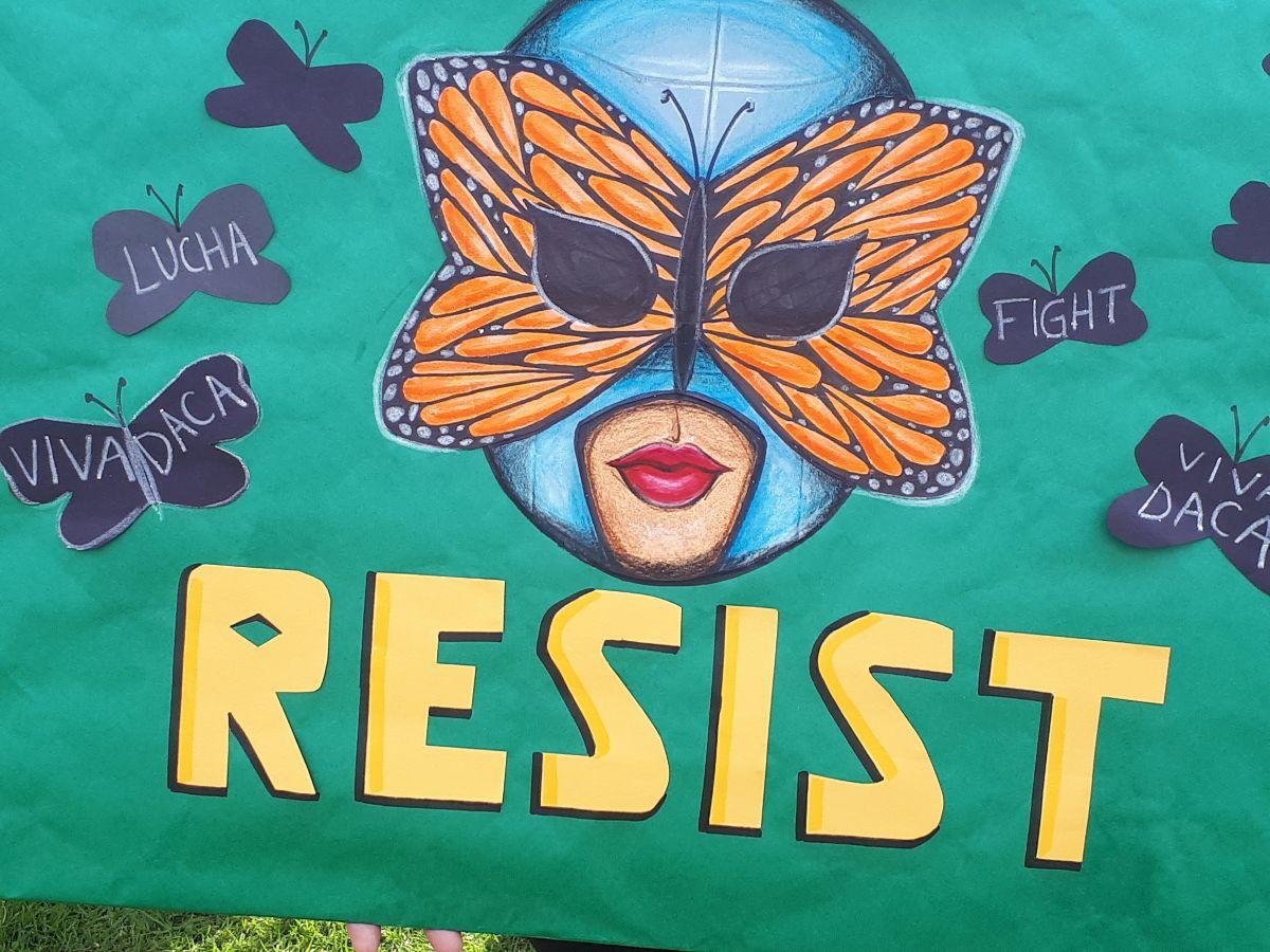 Resist - DACA Image