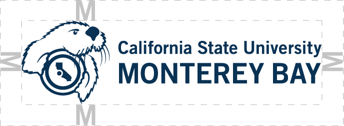 CSUMB Logo – Minimum Clear Space