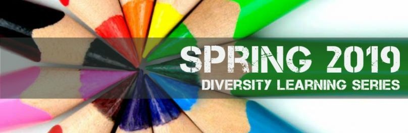 Spring 2019 Diversity Learning Series Colorful pencil Image