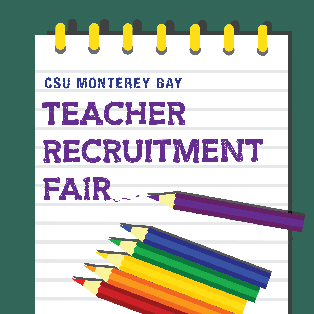 Event image for Teachers Recruitment Fair.