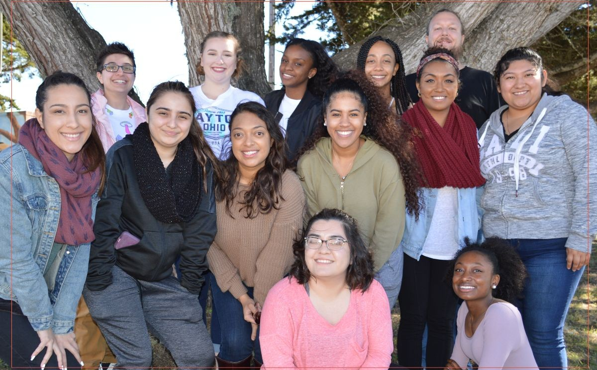 Service Learning Student Leaders Spring 2018