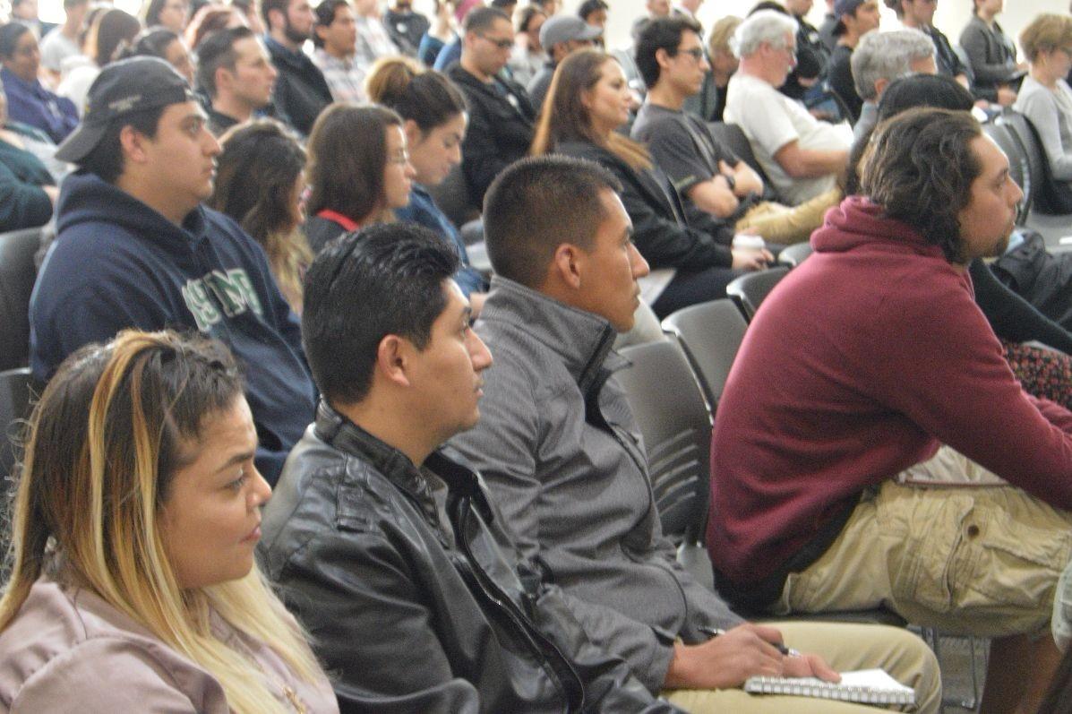 Ethics forum audience