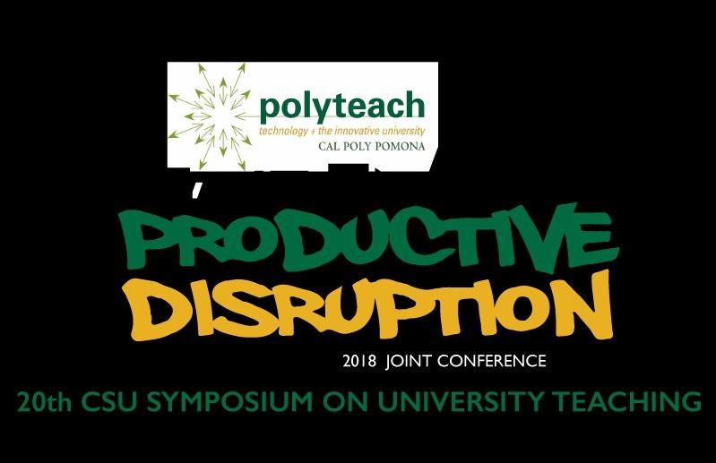 20th CSU Symposium at Cal Poly Pomona with description below.