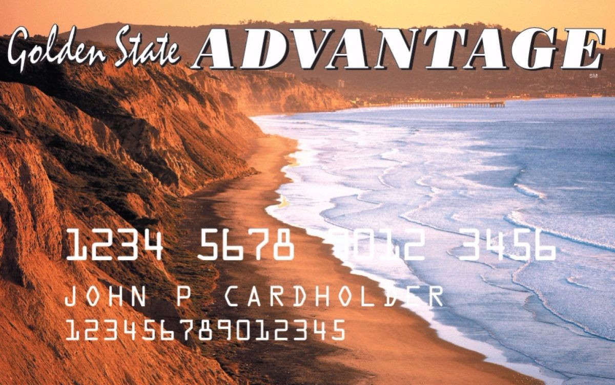 An electronic benefit transfer (EBT) card is used like a debit card.