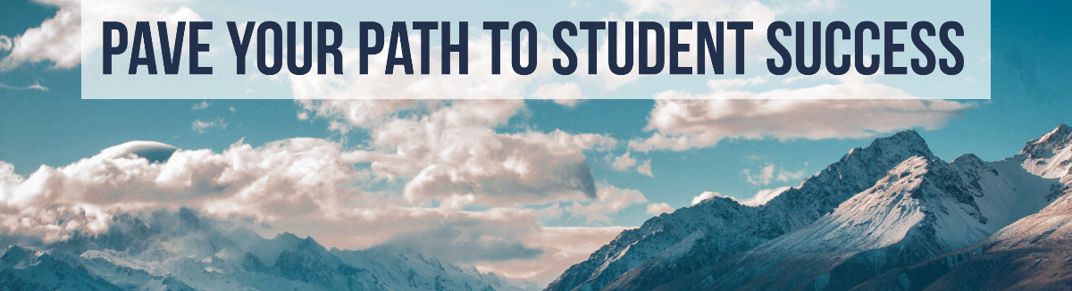 Pave your path to student success with cloud image
