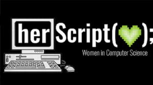 herScript logo