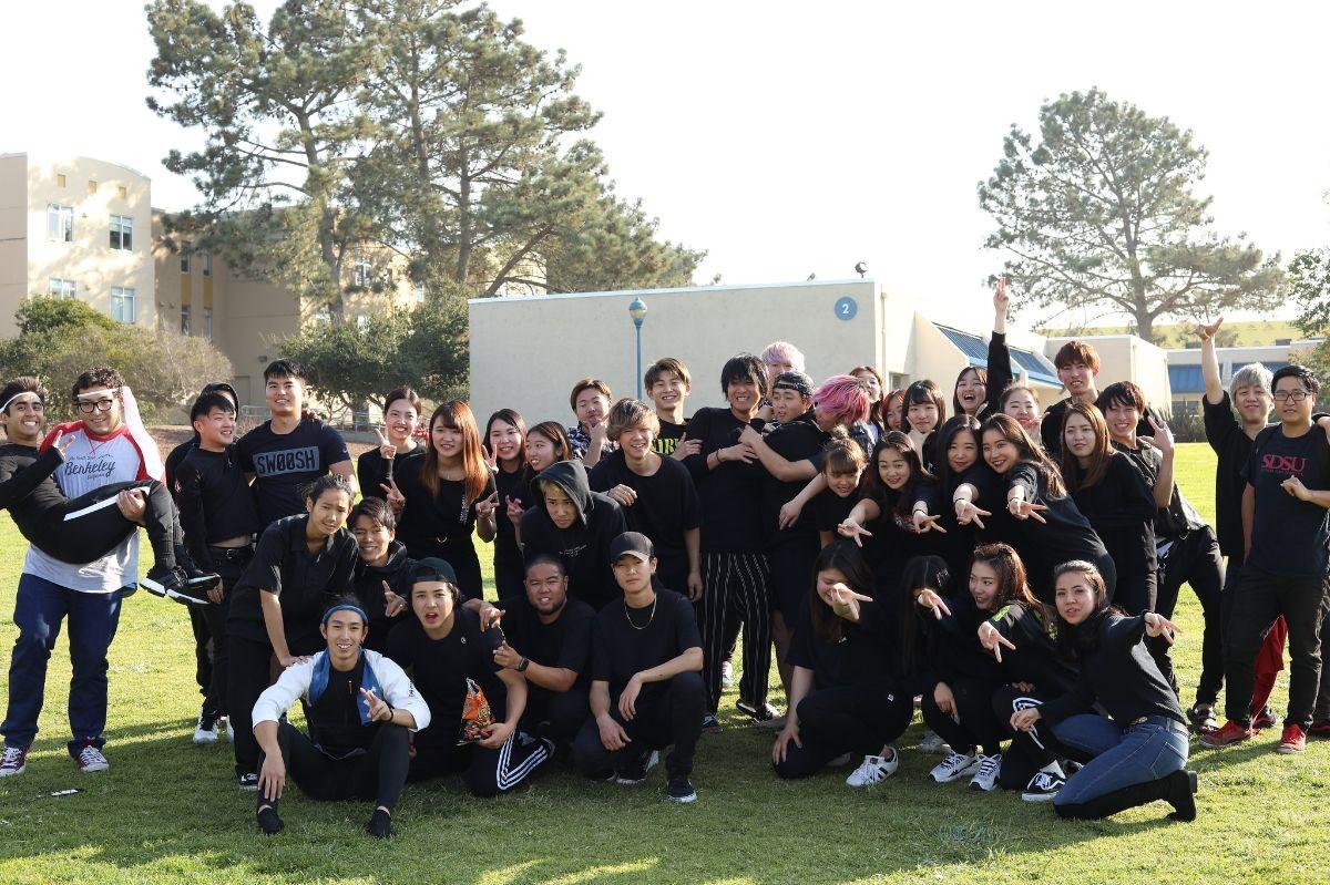 IEW at CSUMB 2018: Fisherman's Dance Group