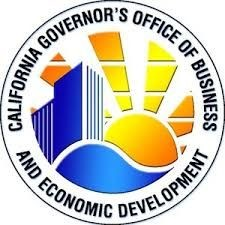 CA Governor's Office of Business & Economic Development logo