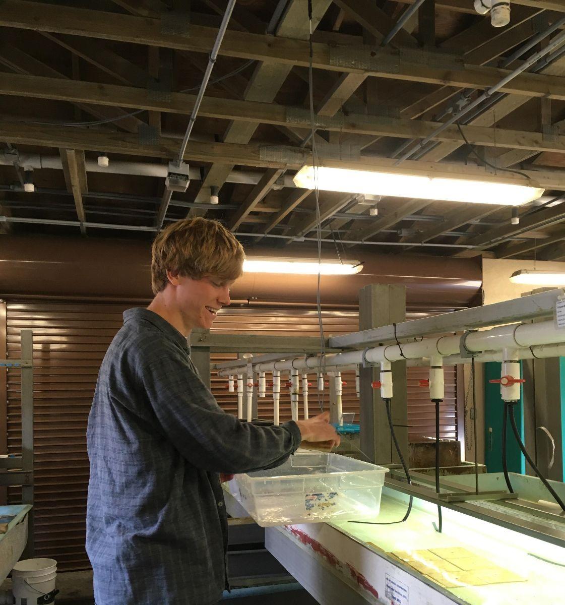 Science Internship Blog | Cal State Monterey Bay