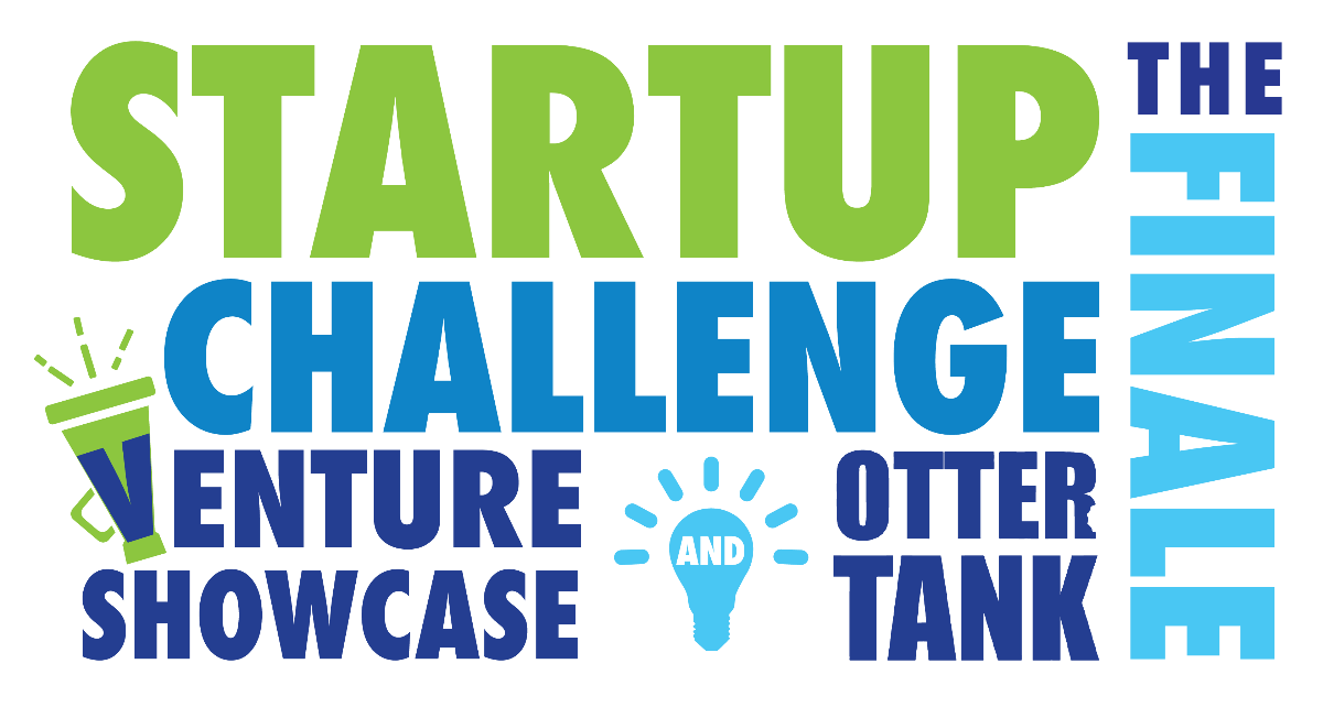Startup Challenge The Finale Venture Showcase and Otter Tank logo
