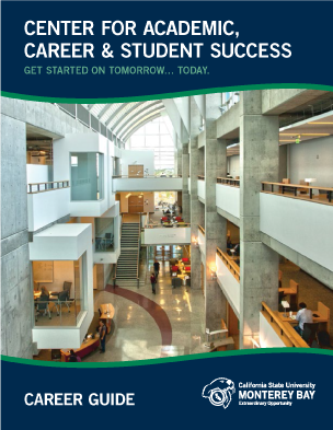 Cover of Career Guide