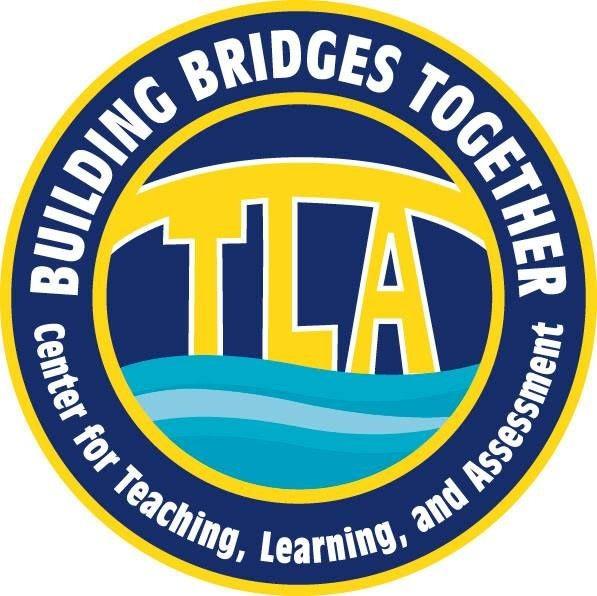 TLA Logo: Building Bridges Together