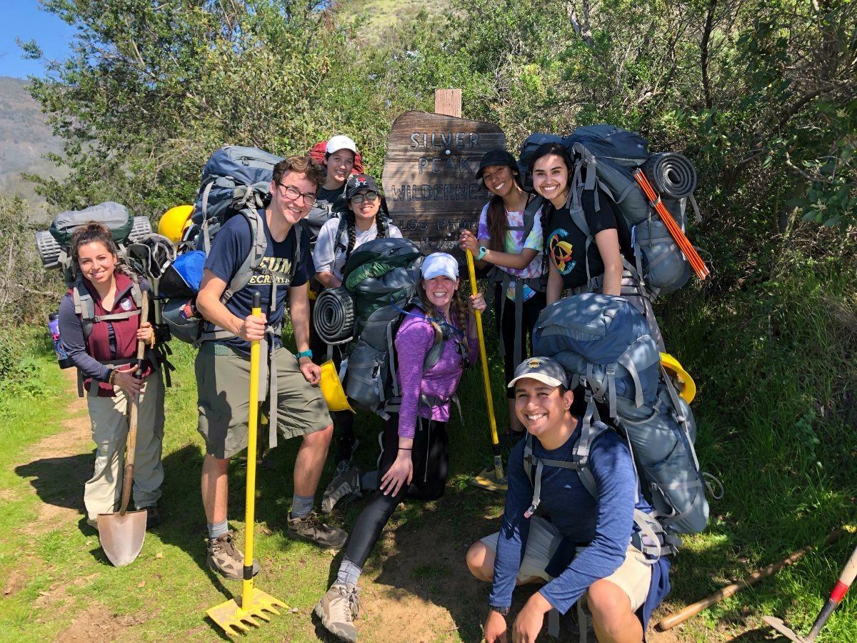 2019 Alternative Spring Break: Big Sur - Environmental Justice Student Group