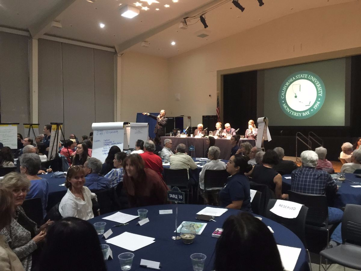 CSUMB Hosts Community Dialogues Forum on Health Care
