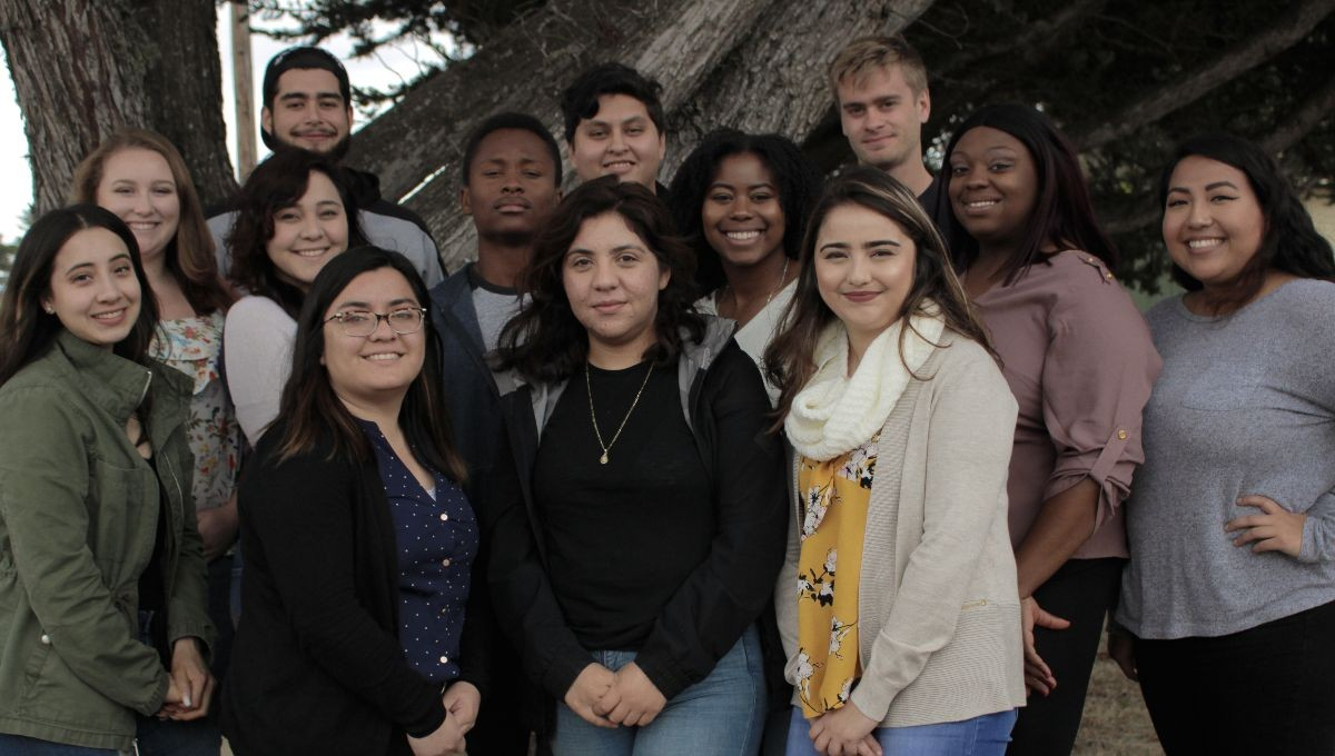 Service Learning Student Leaders, Fall 2018