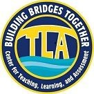 TLA Logo: Building Bridges Together