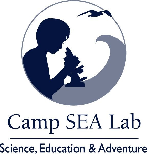 Camp SEA Lab: Science Education and Adventure, Logo
