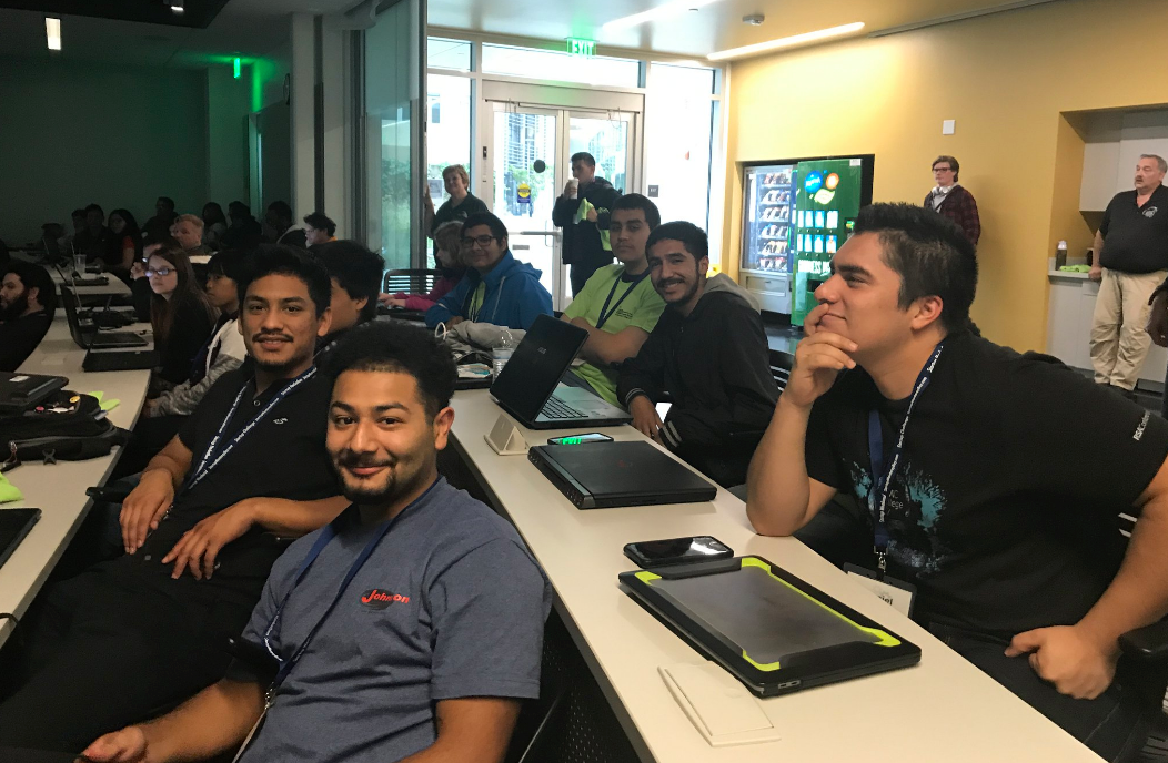 Hackathon Weekend Focuses on Creating Tech for Disaster Recovery