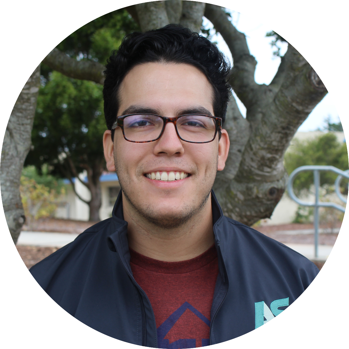 Jared Reyes, VP of External Affairs