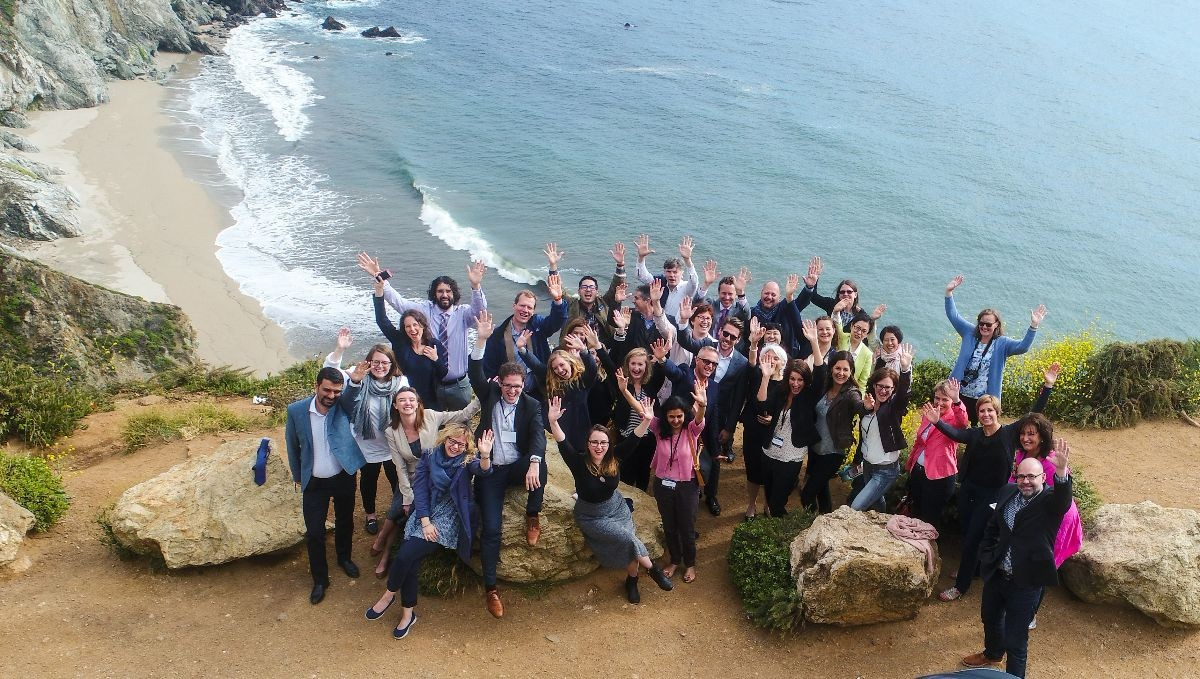 CSUMB International Family Meeting, Big Sur California