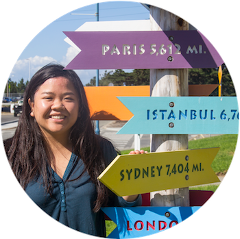 Lena Truong, Administrative Support Coordinator