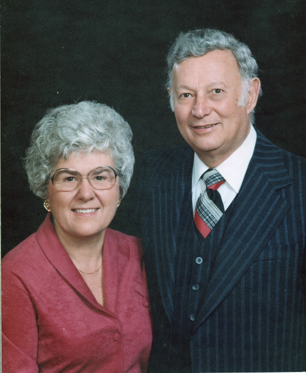 Anthony and Sylvia Forastiere