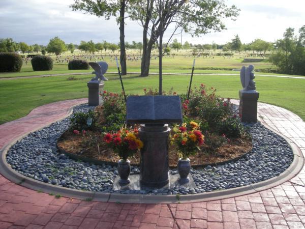 Cremation Pedestals at Old South Estates