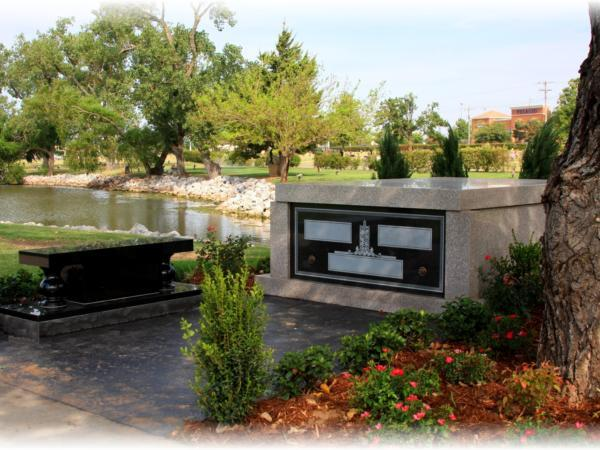 Private Estate Lots with Mausoleum and Benches or Build to Suit Options