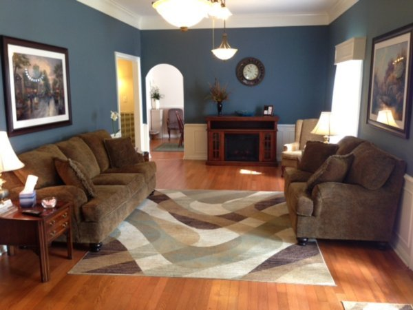 Sterling Funeral Homes - Dayton Location Interior