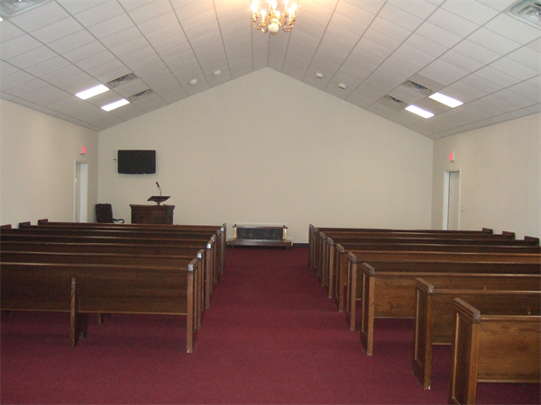 Sterling Funeral Homes - Anahuac Location Interior