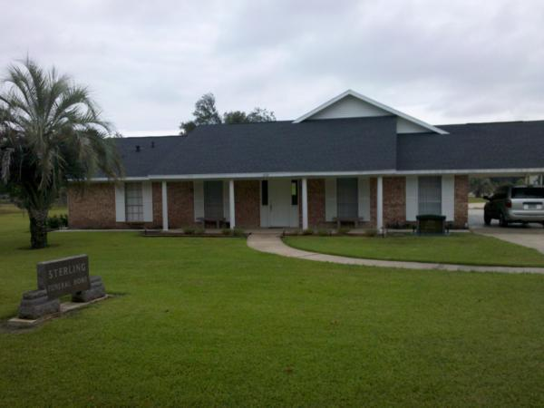 Sterling Funeral Homes - Anahuac Location Exterior