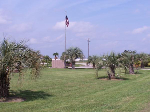Palms Memorial Park Grounds