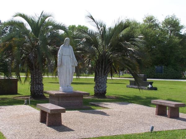 Palms Memorial Park Grounds
