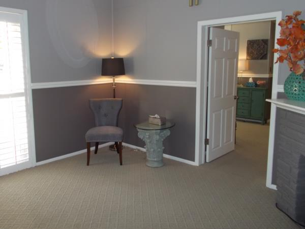 Carlson Colonial Funeral Home Interior