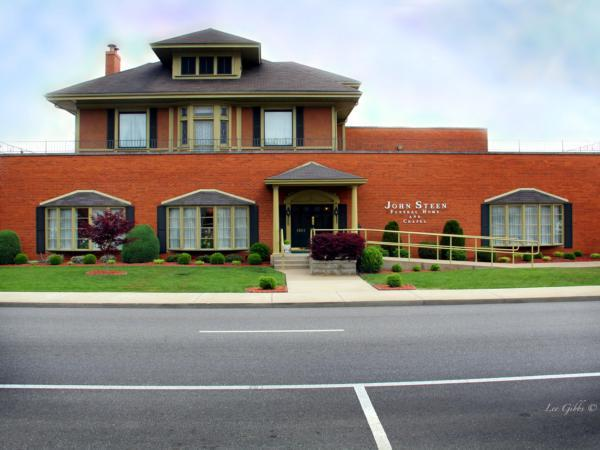 Steen Funeral Home Central Avenue Chapel Exterior