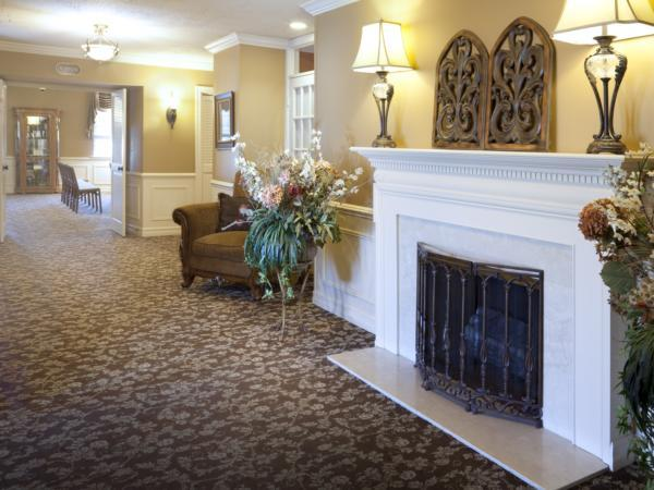 Bagnasco & Calcaterra Funeral Homes - St. Clair Shores Location Interior