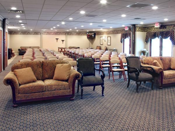 Bagnasco & Calcaterra Funeral Homes - Sterling Heights Location Interior