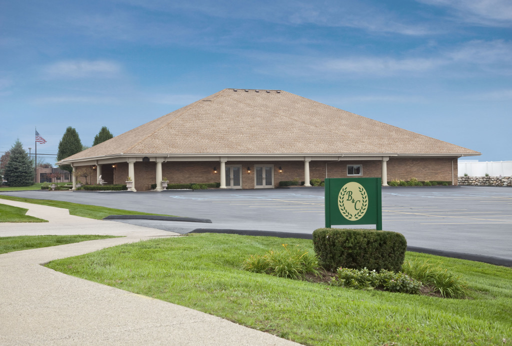 Bagnasco  Calcaterra Funeral Homes - Sterling Heights Location Exterior