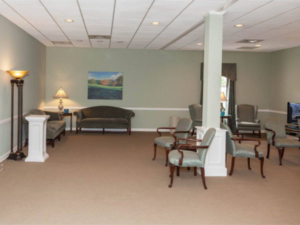 Tour our facility lane funeral home ashland terrace Home interiors portrack lane