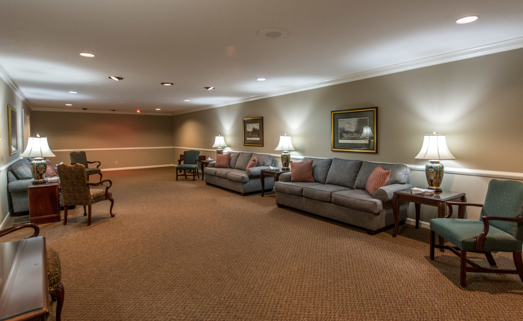 Williamson  Sons Funeral Home Interior