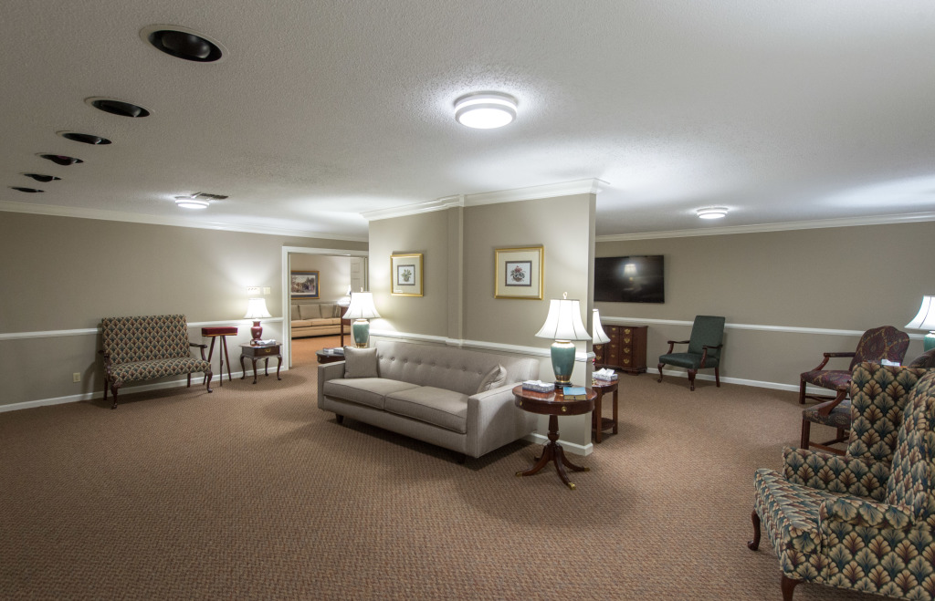 Williamson & Sons Funeral Home Interior